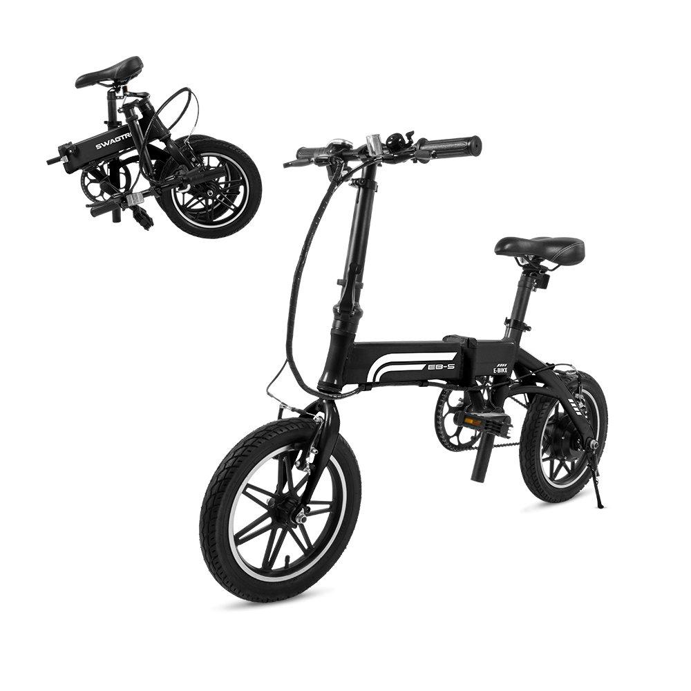 Swagtron commuter bike
