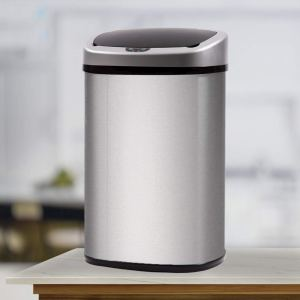 touchless trash can fdw