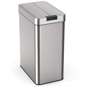 touchless trash can homelabs