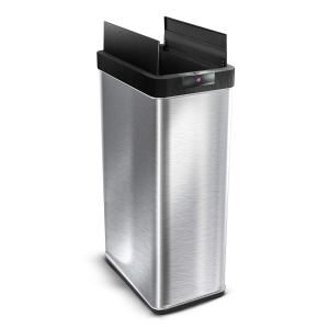 touchless trash can homezone