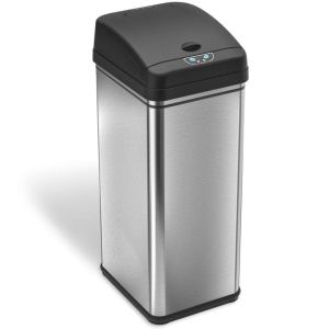 touchless trash can itouchless