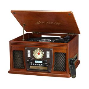 Victrola turntable record player