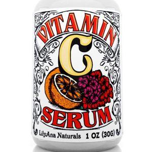 Vitamin c anti aging serum