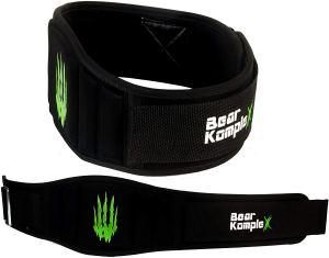 best weightlifting belts bear komplex
