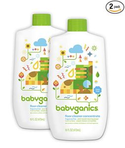 best wood floor cleaners babyganics