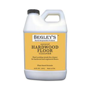 best wood floor cleaners natural