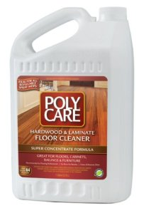 best wood floor cleaners polycare