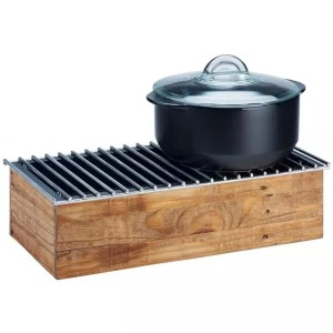 Cal-Mil 3439-99 Chafer Grill w/ Fuel Holder