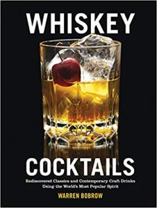 Cocktail Recipe Book Whiskey