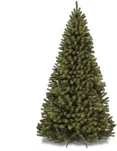 artificial christmas trees best choice products