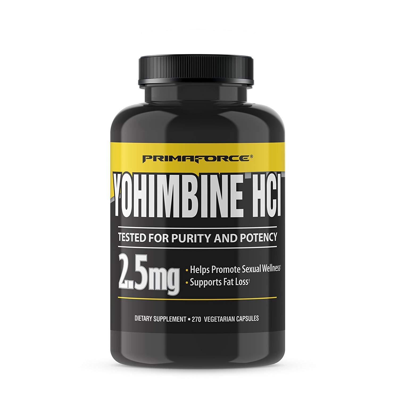 best yohimbe supplement