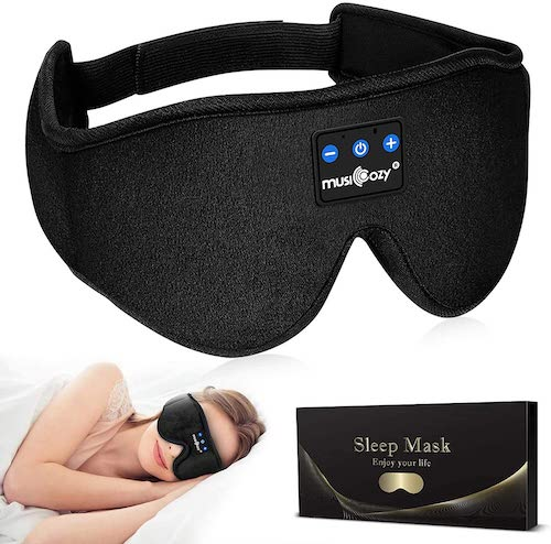 MUSICOZY Bluetooth Sleep Headphones Bluetooth