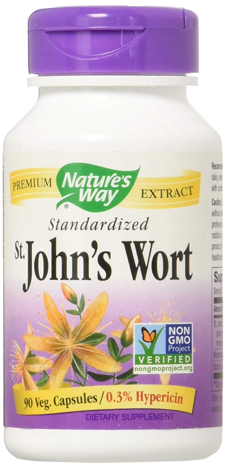 nature's way st. john's wort