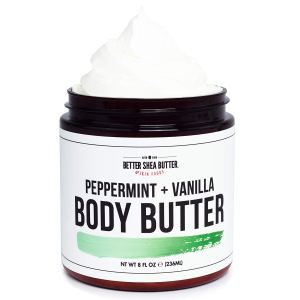 body butter better shea butter