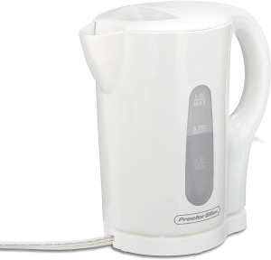 proctor silex electric tea kettle