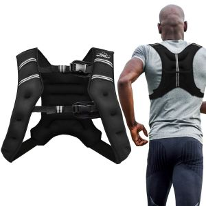 Weight Vest Running Light