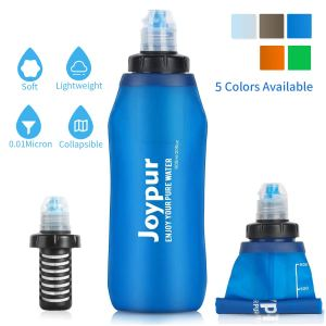Collapsible Water Bottle Filter
