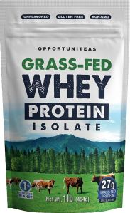 Whey Protein Grass Fed