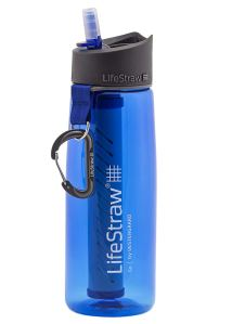 Filter Water Bottle Blue