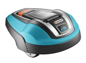 Robotic Lawnmower Gardena