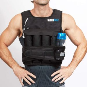 Weighted Vest Running Training