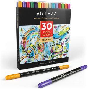 fabric markers arteza