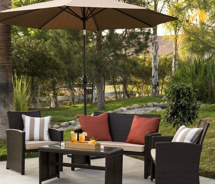 best bistro patio sets