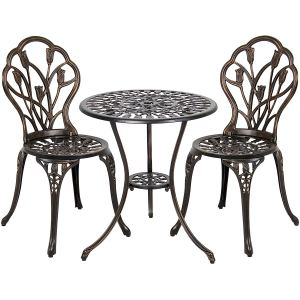 patio bistro set Best Choice Products