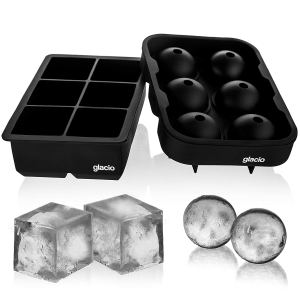 Ice Tray Round Square
