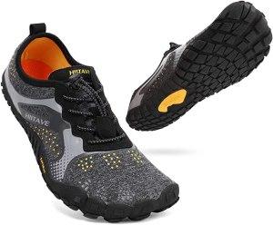 barefoot running shoes aleader hiitave
