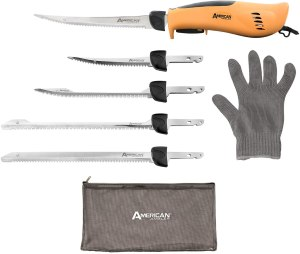 best electric knife american angler