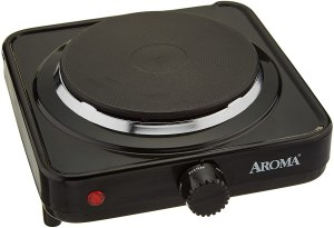 best hot plates Aroma Housewares