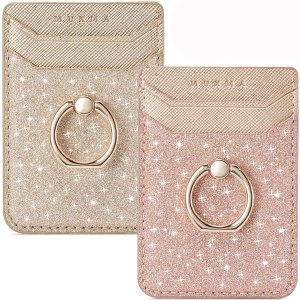 phone card holder biajiya ring case