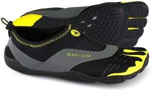 barefoot running shoes body glove water shoe