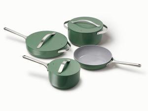 Caraway Cookware set, best non stick cookware