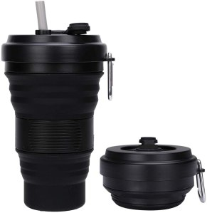 darunaxy collapsible travel cup