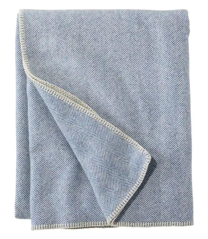L.L. Bean Washable Wool Blanket