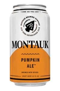 montauk pumpkin ale
