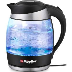 Mueller electric tea kettle