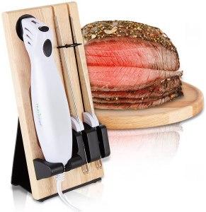 best electric knife nutrichef pkelkn