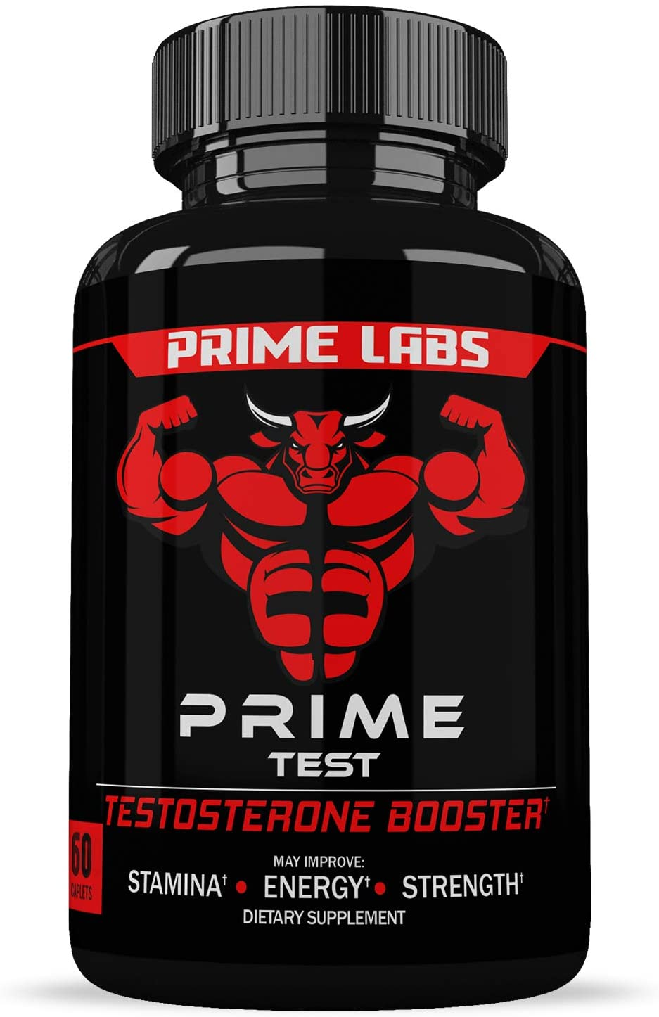 Prime Labs Men's Test Booster Supplements; testosterone supplements