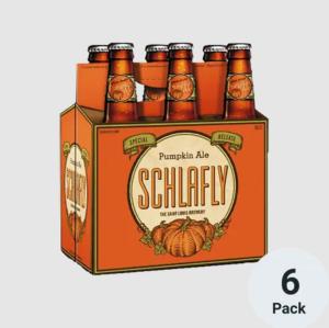 best pumpkin beer schlafly ale