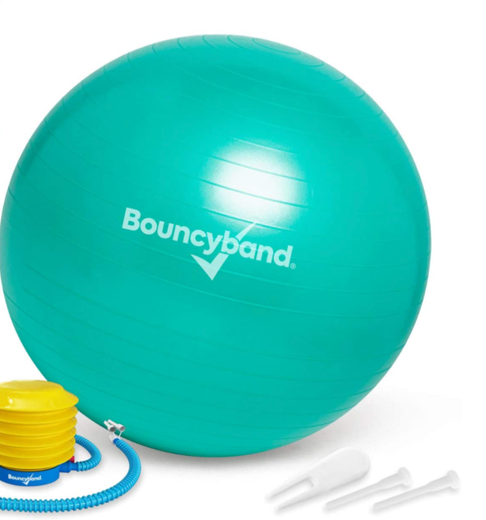Bouncy Bands Weighted Balance Ball