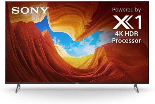 Sony X900H 55 Inch 4K TV