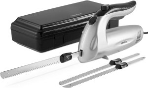 best electric knife vonshef electric