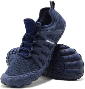 barefoot running shoes weweya