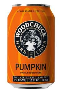 woodchuck private reserve pumpkin