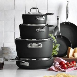 Zwilling cookware set, best nonstick cookware set