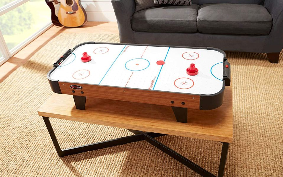 air hockey table featured image