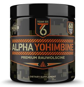Alpha yohimbe